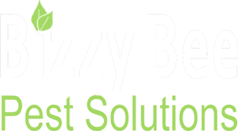 bizzy bee pest solutions exterminator in Longview logo