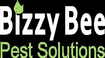bizzy bee pest solutions exterminator in Longview logo